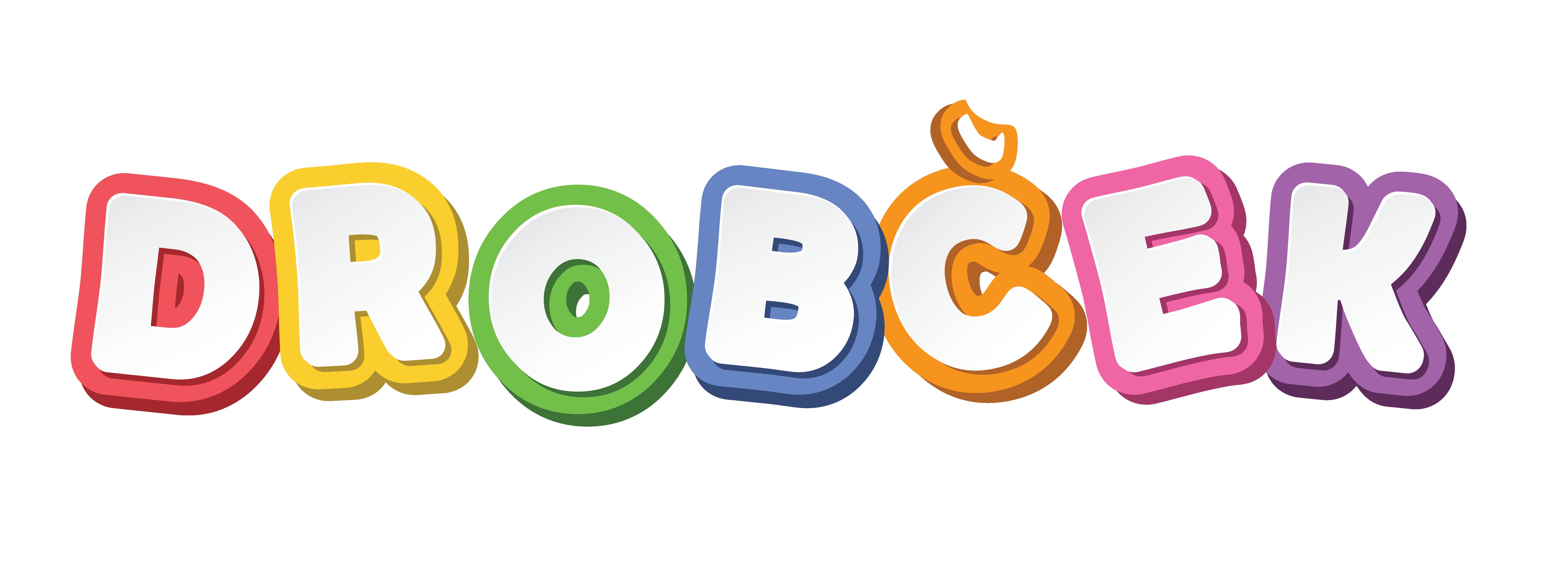 Drobček - logo